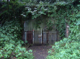 The North Tunnel entrance in Bridgnorth