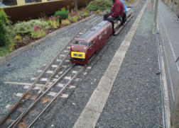 Model Railway at Kidderminster