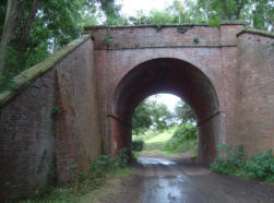 Viaduct between Ellesmere and Welshampton