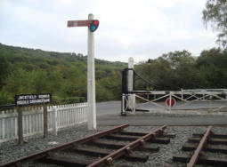 Railway preservations at Jackfield